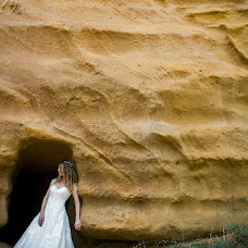 Bröllopsfotograf Yorgos Fasoulis (yorgosfasoulis). Foto av 09.01.2018