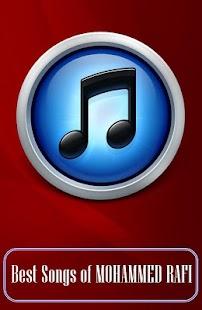 Best Songs of MOHAMMED RAFI - náhled