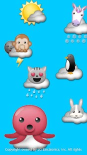 Emoji Style for LG - náhled