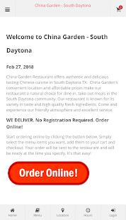 China Garden South Daytona Online Ordering Apps On Google Play