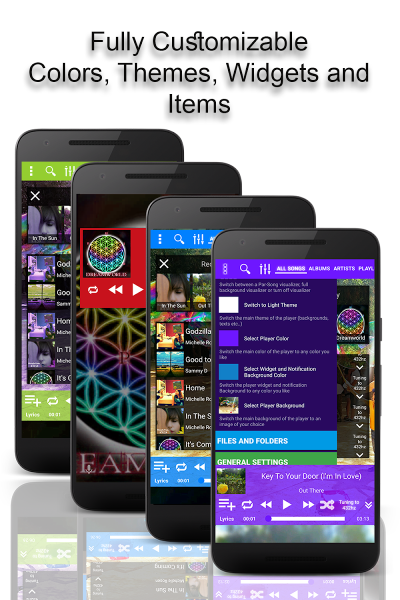 432 Player - Listen to Pure Music Like a Pro Screenshot 9