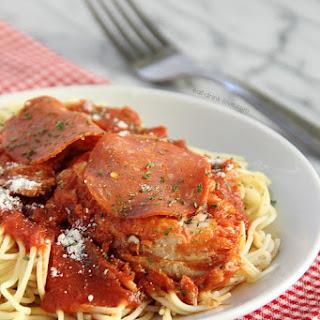 Chicken Pepperoni-Marinara Recipe