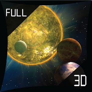 Mystical Space 3D Lwp Gratis