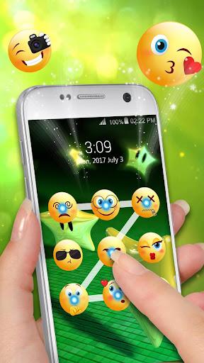 Emoji lock screen pattern 1.2.5 screenshots 21