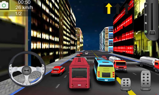 3D Bus Simulator apktram screenshots 3