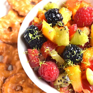 Easy Fruit Salsa