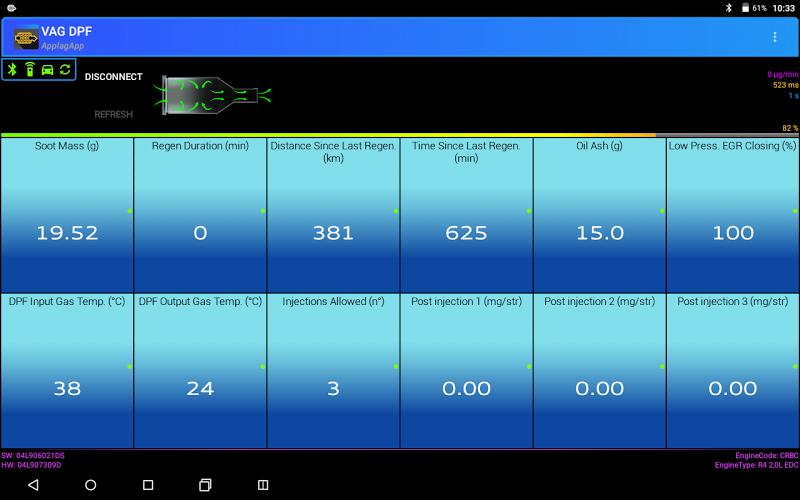 VAG DPF Screenshot 7