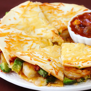Parmesan Quesadilla Recipes