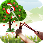 New Apple Shooter Game Icon