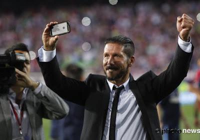 De waarde van de kern van Atlético Madrid ten opzichte van de concurrentie