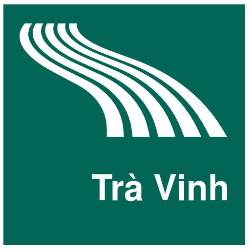 Trà Vinh Map offline