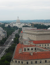 Photo: From the tower of the Post Office