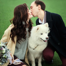 Wedding photographer Darina Evgrafova (darinphoto). Photo of 25.05.2017