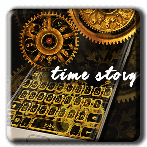 Classical Time Story Keyboard Theme (app)