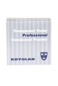 Transparent puder