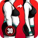 Lose Weight App for Women - Workout at Home icon