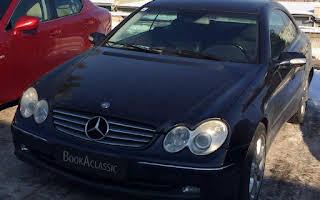 Mercedes-Benz CLK 270cdi Rent Banskobystrický kraj