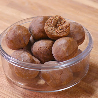 Peanut Butter Muscle Bombs Recipe