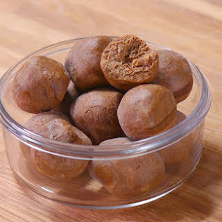 Peanut Butter Muscle Bombs.