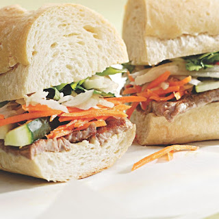 Vietnamese Steak Sandwich Recipes