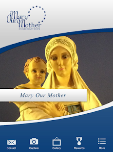 Mary Our Mother Foundation MOM- screenshot thumbnail