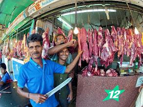 Photo: happy meat?