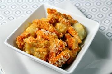 Buffalo Chicken & Creamy Ranch Potato Casserole Recipe