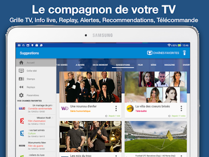 TiVipedia, la Télé Augmentée- screenshot thumbnail