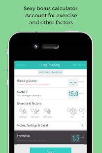 PredictBGL for Diabetic Pets- screenshot thumbnail