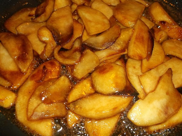 Old-fashioned Fried Apples Recipe