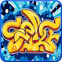 Graffiti Art Design Ideas icon