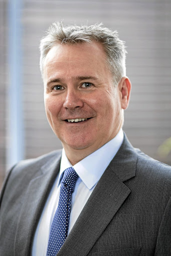 Ambitions: New Neotel CEO Kyle Whitehill says the company will be rolling out a fibre network to business parks in a bid to become a major  player in the fixed-line market. Picture: SUPPLIED