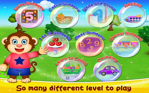 Baby Numbers Learning Game for Preschoolers & Kids 1.0 screenshots 2