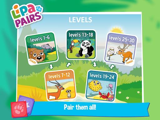 無料教育AppのLipa Pairs|記事Game