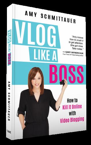 Amy Schmittauer - Vlog Like a Boss