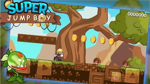 Super Boy Bros - Jump Boy Adventure Endless 2.1 screenshots 1