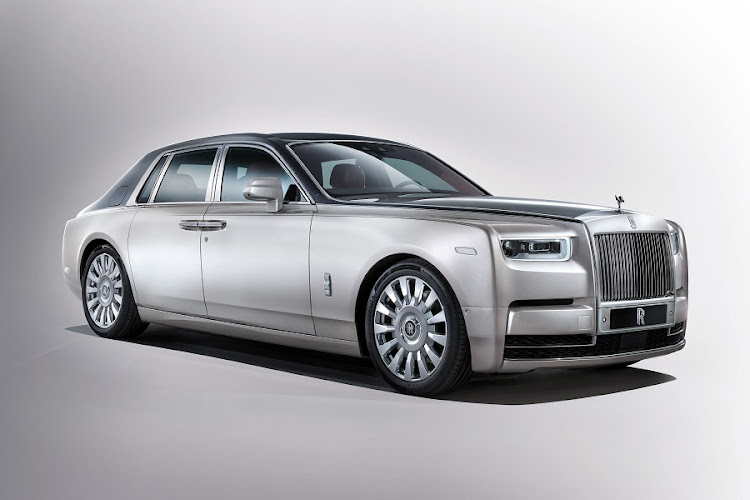The design has evolved but look closely and there are significant changes to many of the details. Picture: ROLLS-ROYCE MOTOR CARS LTD