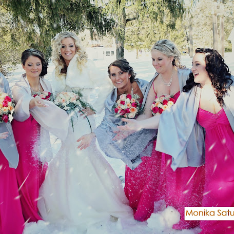 Wedding photographer Monika Satur (satur). Photo of 08.04.2014