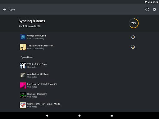 Plex: Stream Movies, Shows, Music, and other Media 8.2.1.18636 screenshots 15
