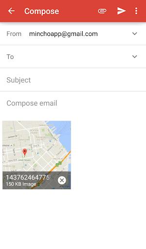 我的位置地圖 - 發送|玩生活App免費|玩APPs