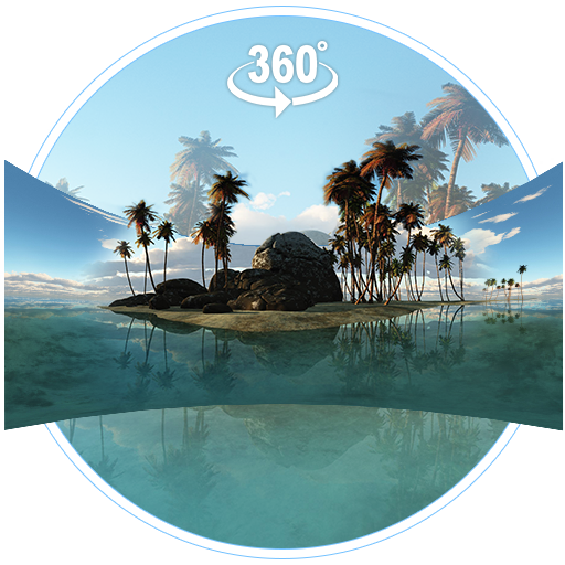 VR Panoramic Tropical Island 3D Live Wallpaper file APK for Gaming PC/PS3/PS4 Smart TV