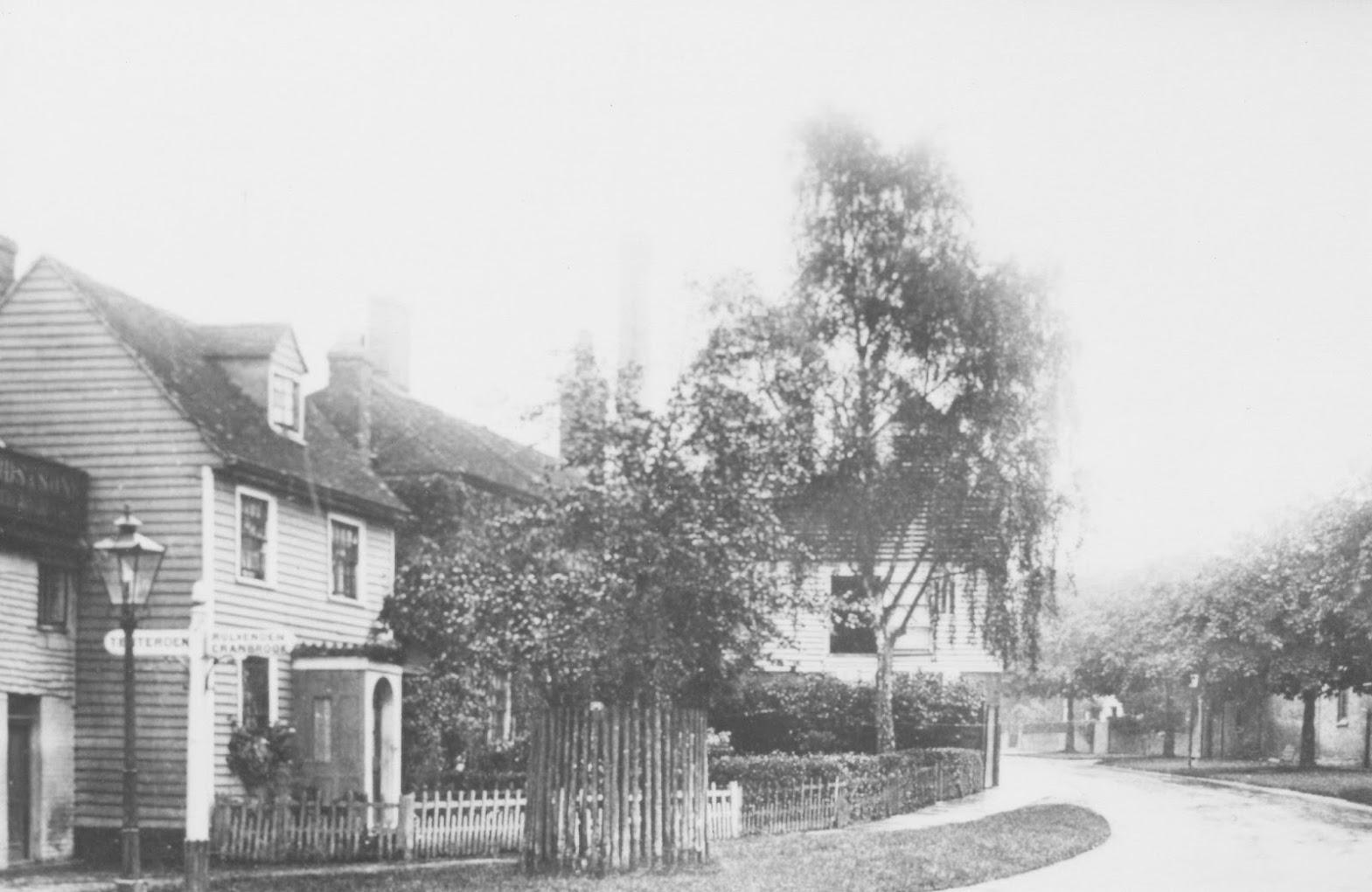 Tenterden Archive photos Smallhythe Road, Tenterden