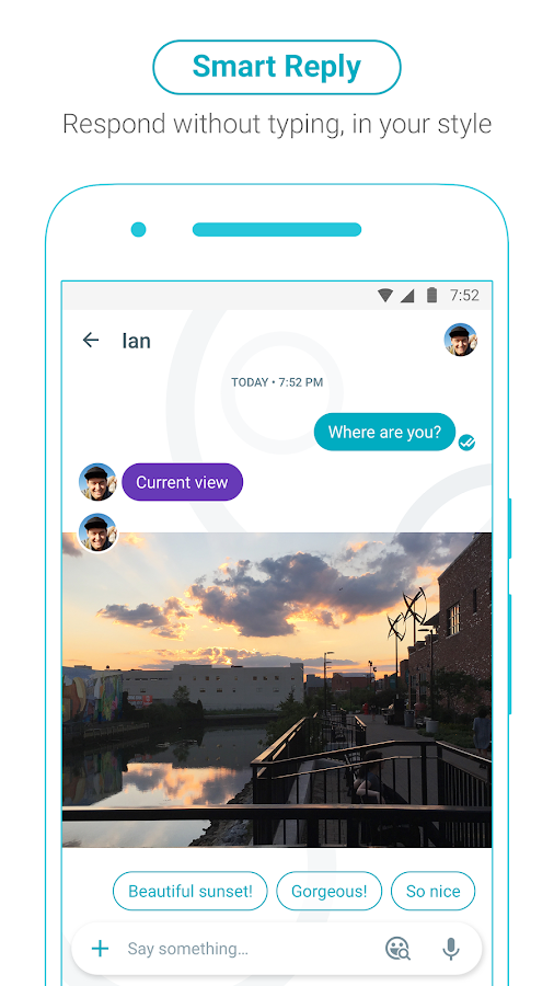 Google Allo- screenshot