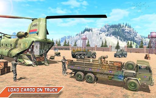 US Army Off-road Truck Driver 3D 1.1 screenshots 4