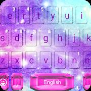 App Colorful Neon Galaxy Keyboard Theme APK for Windows Phone