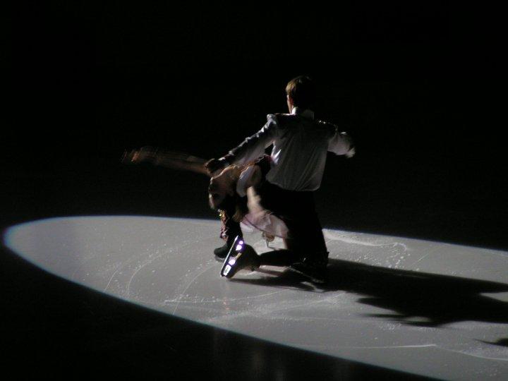 Danza sul ghiaccio di Stellasilente