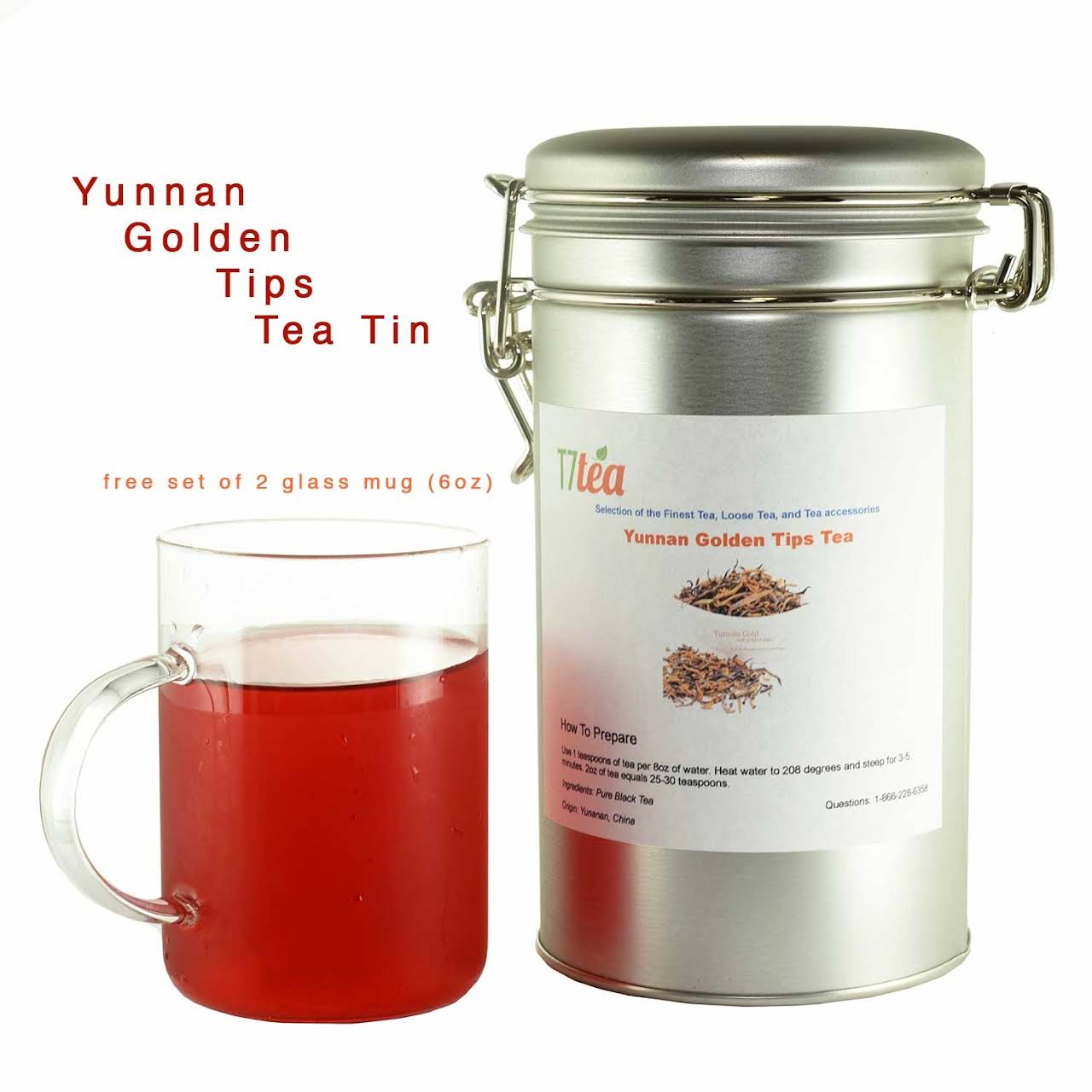 T7 TEA - Mini Tea Showroom Dallas TX