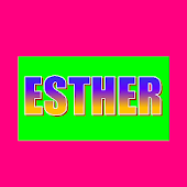 Esther Holy Bible