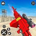 Gun Shooting Strike: Commando Games icon