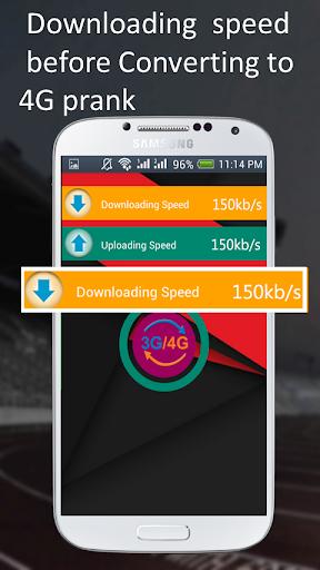 Free Speed Up Internet prank